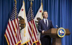 Gov Newsome Announces 2021 Budget